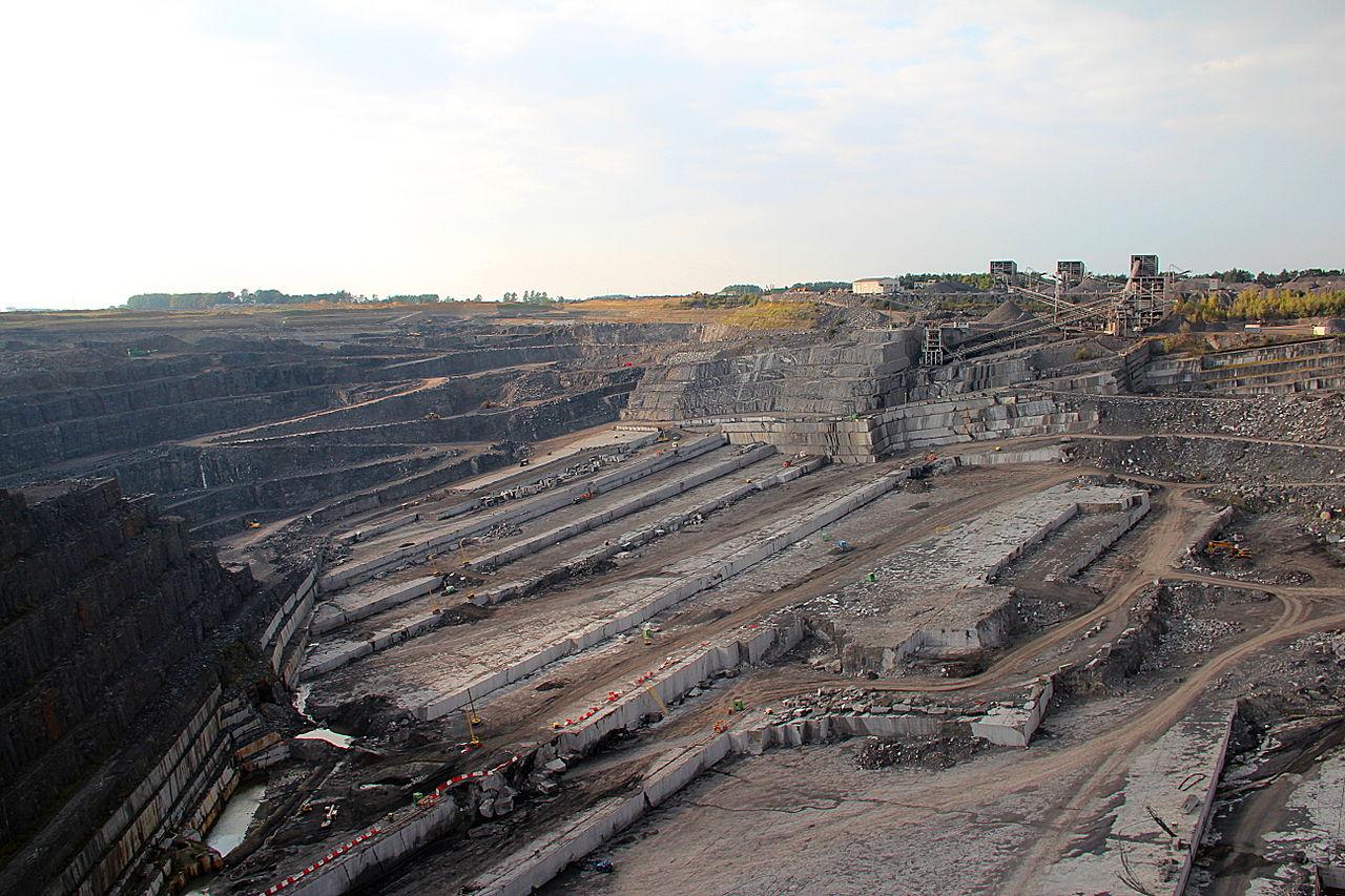 quarry belgium