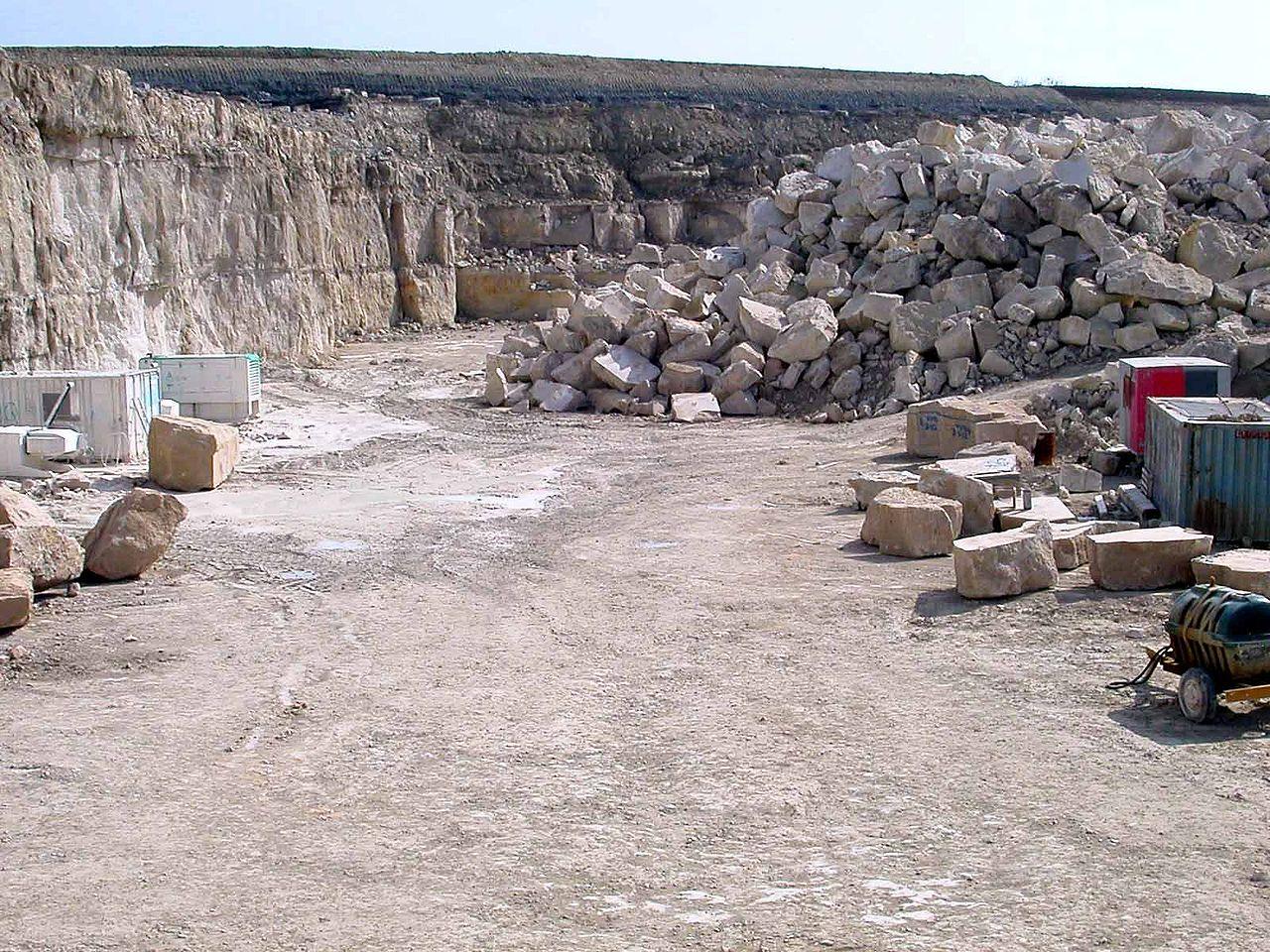 quarry england